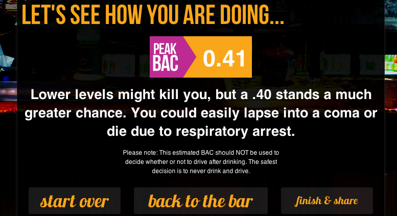 Alcohol 101 Video Game