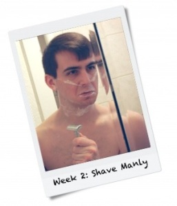 Week 2: Shave with a Safety Razor