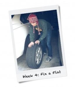 Week 4: Fix a Flat