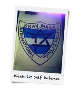 Week 12: Learn Self Defense