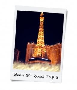 Week 20: Road Trip 3