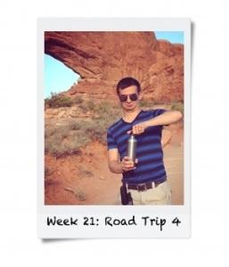 Week 21: Road Trip 4