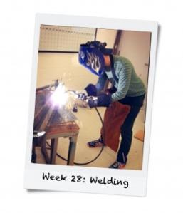 Week 28: Welding