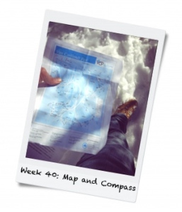 Week 40: Use a Map and Compass